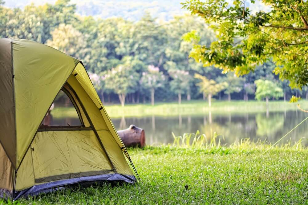 best instant camping tent