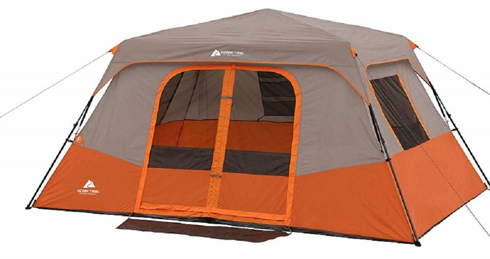 Ozark Trail 8 Person Instant Cabin Tent Review