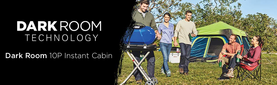 Coleman 10-Person Instant Cabin Tent Review