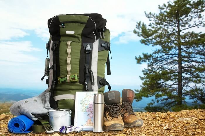where to place your tent when backpacking