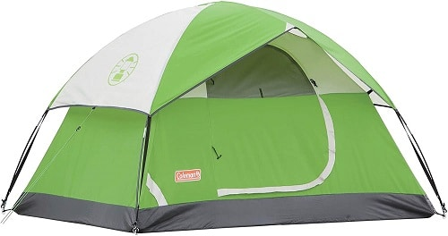 Coleman 3 person tent
