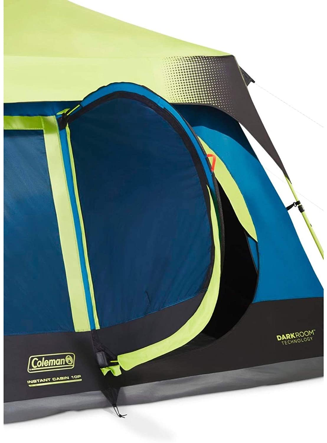 Coleman 10-Person Instant Cabin Tent Room
