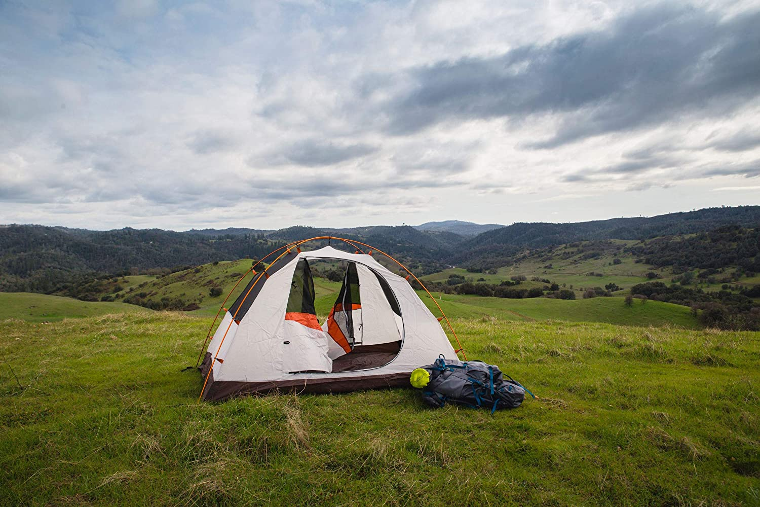 Mountaineering Lynx 4-Person Tent
