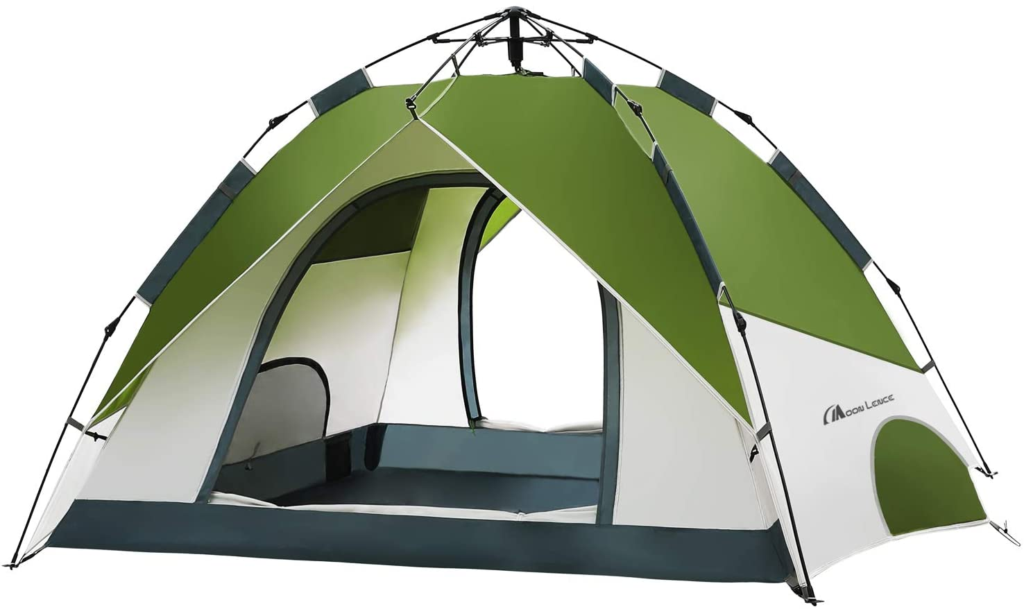 MOON LENCE Pop Up Family Tent 4 Person